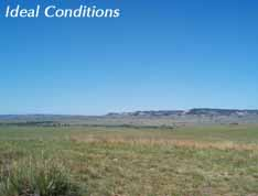 Thunder Basin National Grassland - Wyoming Air Quality